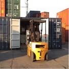 堆场机力装箱